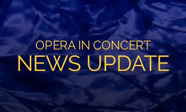 Opera in Concert announces new season for 2017-2018