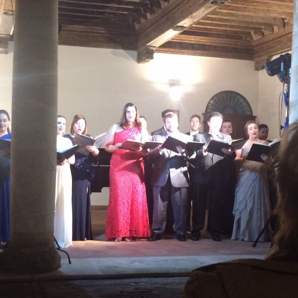 Opera in Concert in Italy performs in Piobbico and Urbino